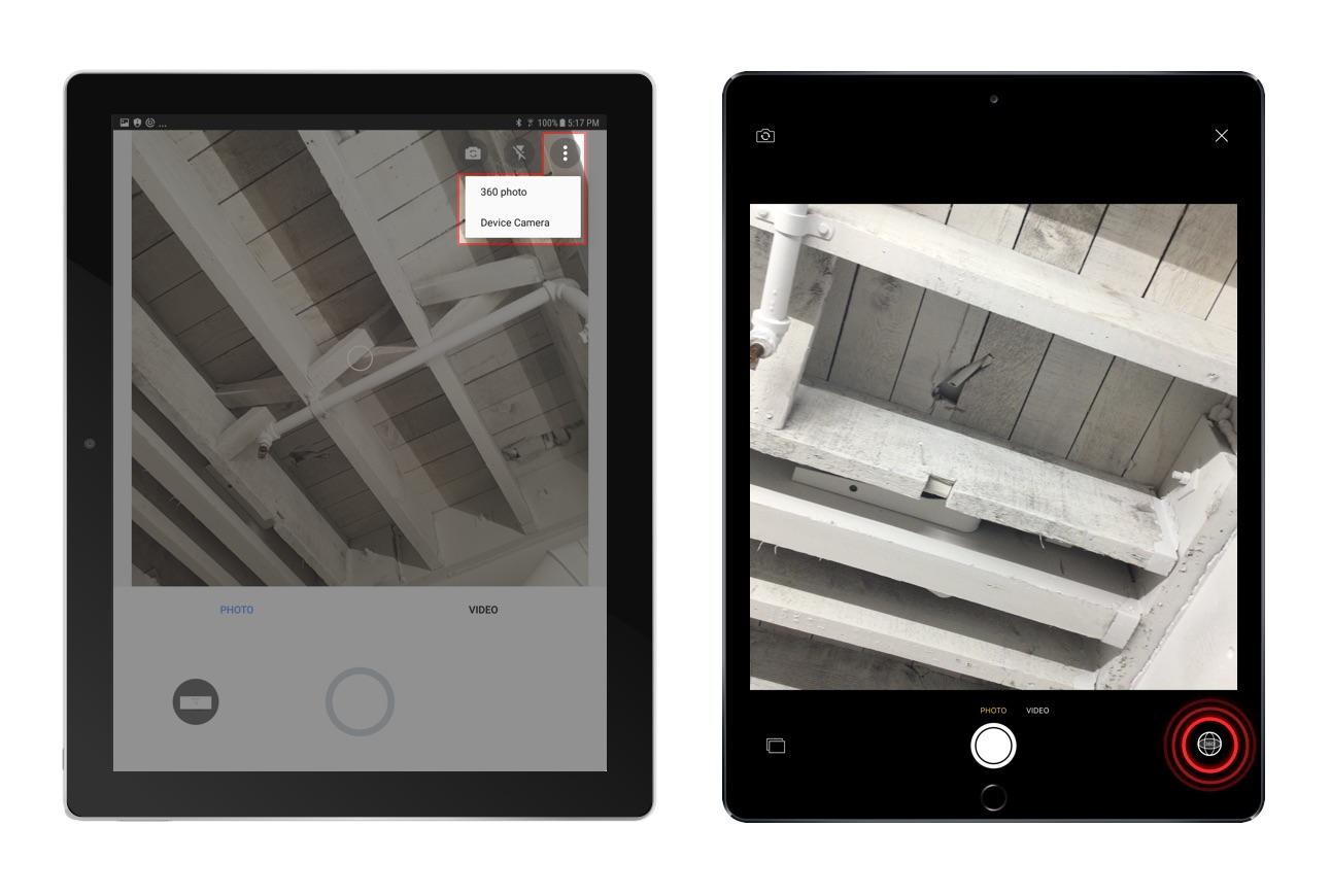 How do I take 360º photos in Fieldwire? – Knowledge Base